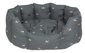 Pug Pet Bed