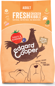 Edgard Cooper Fresh Chicken with Tomato and Blueberry Kibble