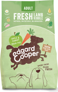 Edgard Cooper Fresh Lamb with Apple and Carrot Kibble