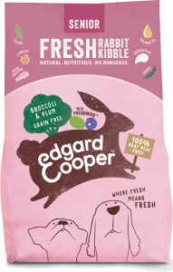 Edgard Cooper Fresh Rabbit with Broccoli and Plum Kibble