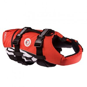 Dog Life Jacket Flotation Device