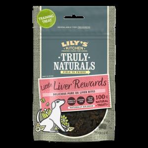 Lily's Kitchen Liver Rewards Training Treats