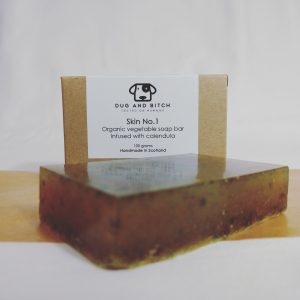Skin No.1 Organic Soap Bar by Dug and Bitch