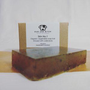 Skin No.1 Organic Soap Bar by Dug and Bitch