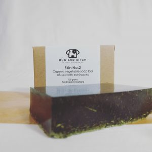 Skin No.2 Organic Soap Bar by Dug and Bitch