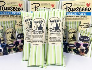 Pawsecco Freeze Pops