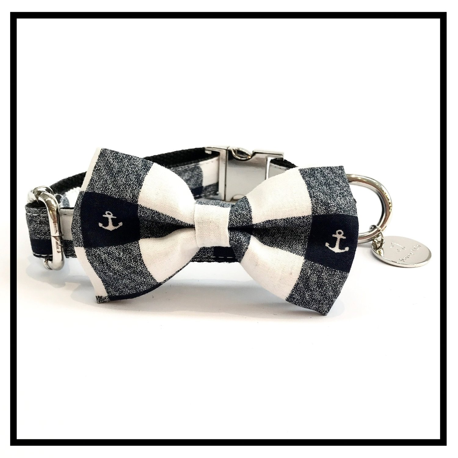 The Anglesey Bow Tie Collar