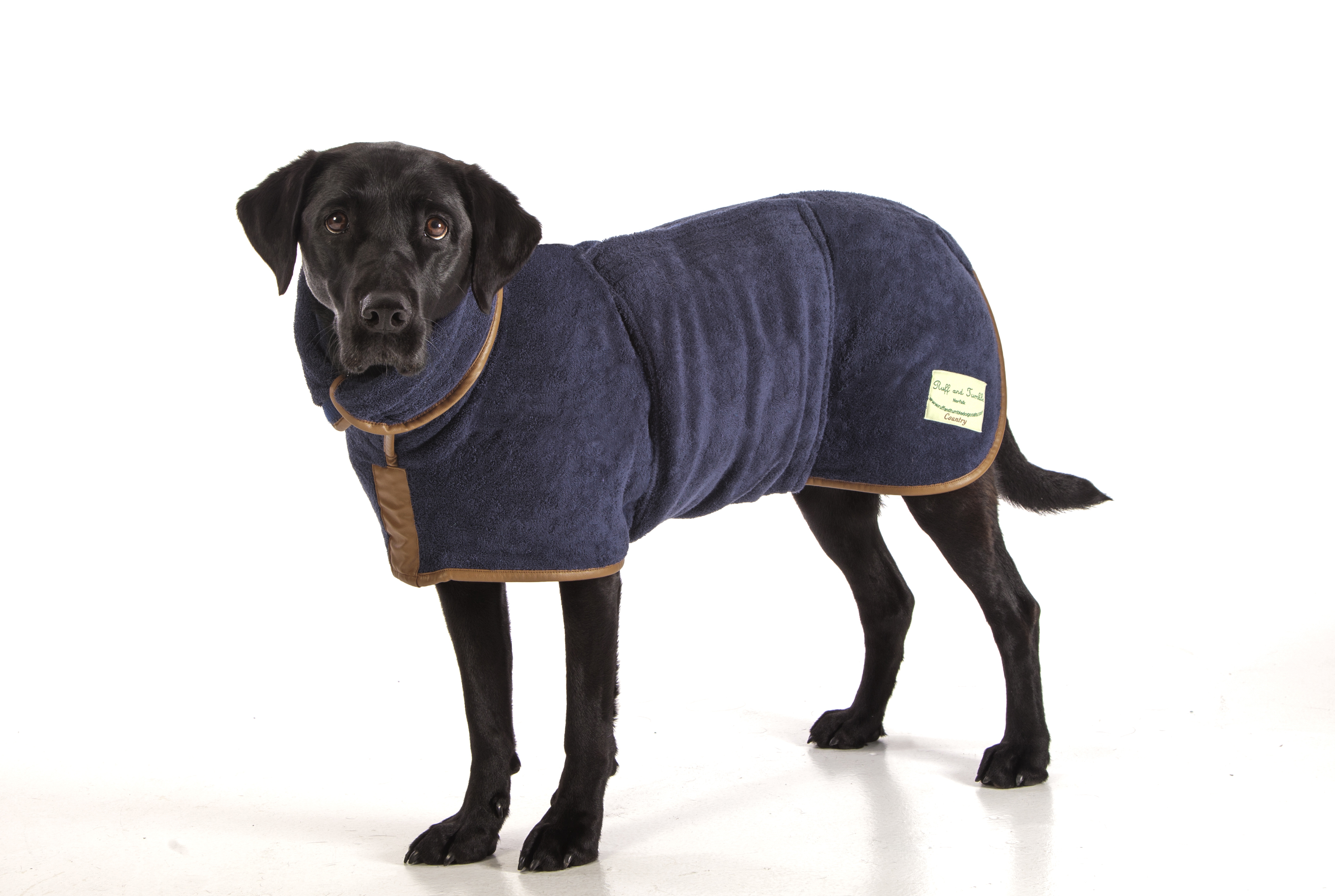 Ruff and Tumble Country Collection Dog Drying Coat