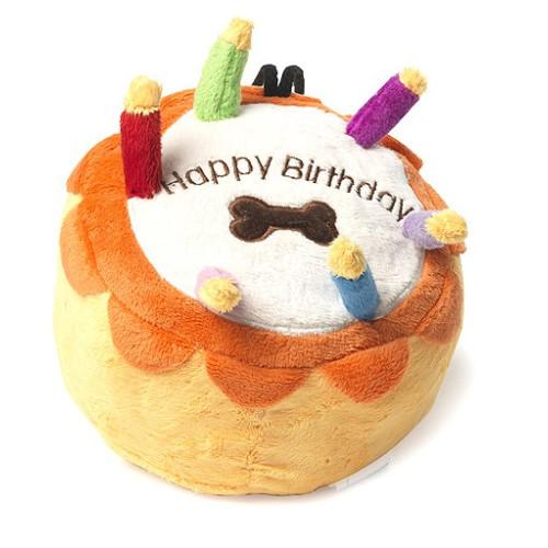 Birthday Cake Plush Toy