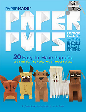 Paper Pups – Make Your Own Pup!