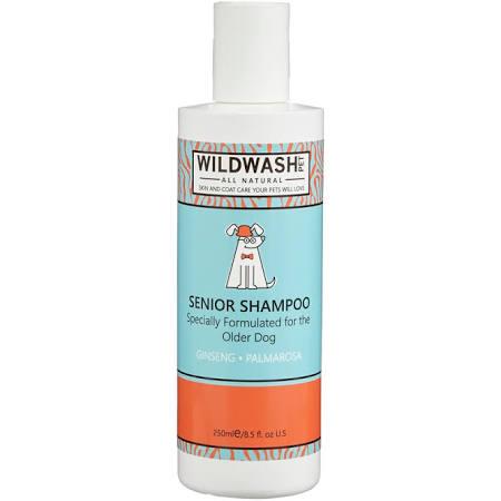 Wildwash Pet Senior Shampoo