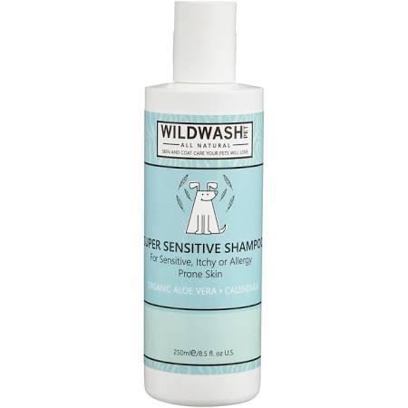 Wildwash Pet Super Sensitive Shampoo