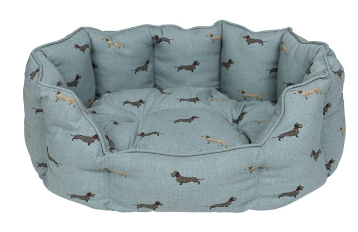 Dachshund Pet Bed by Sophie Allport