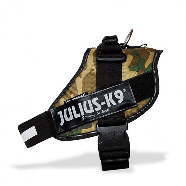 Julius-K9 IDC Power Harness – Camouflage