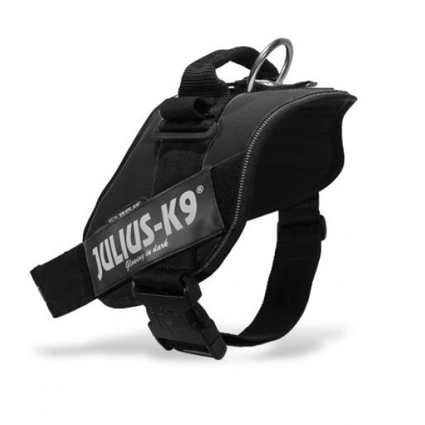 Julius-K9 IDC Power Harness – Black