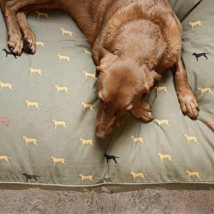 Labrador Bed Mattress – FabLab by Sophie Allport
