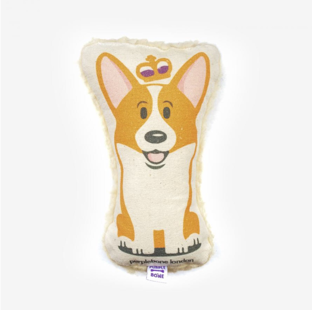 Royal Corgi Toy