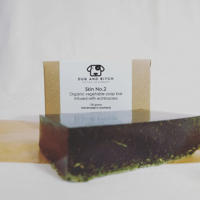Skin No.2 Organic Soap Bar by Dug and Bitch