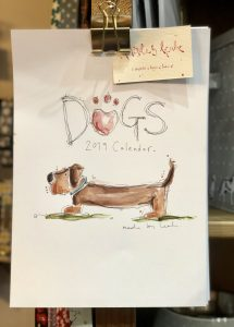 Dogs 2019 Calendar