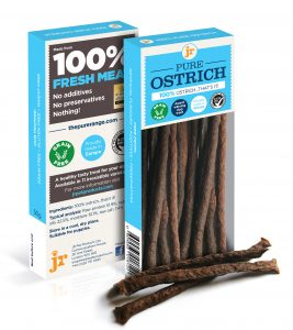JR Pure Ostrich Sticks