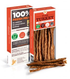 JR Pure Turkey Sticks