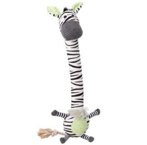 Zebra Safari Tennis Toy
