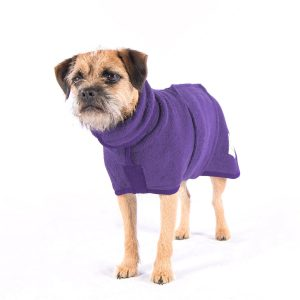 Ruff and Tumble Classic Dog Drying Coat