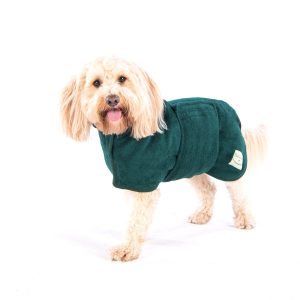 Ruff and Tumble Classic Basset Hound Drying Coat