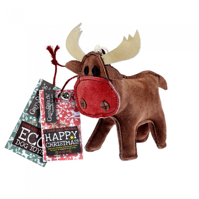 Rudy the Reindeer Toy
