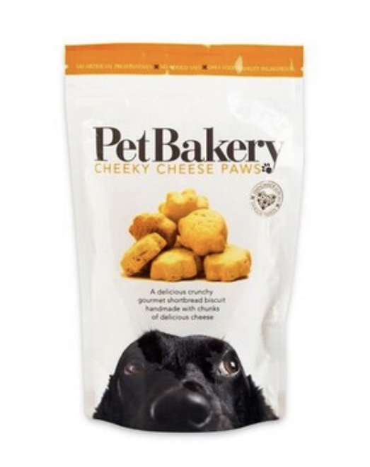 Cheeky Cheese Paws Treats