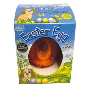 Easter Egg for Puppies