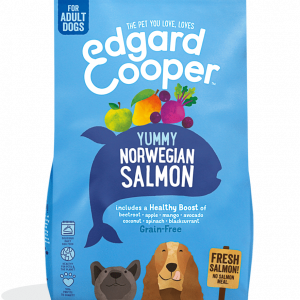 Edgard Cooper Fresh Norwegian Salmon Kibble
