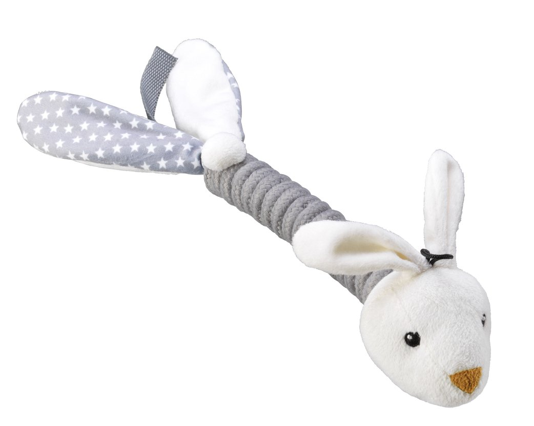 Rabbit Rope Stick Toy