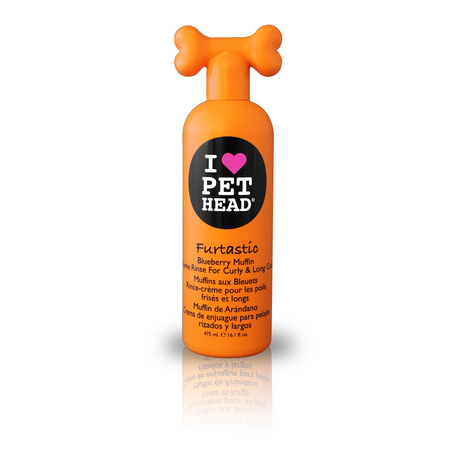Pet Head Furtastic Creme Rinse Shampoo