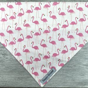 Dog Bandana – Flamingo