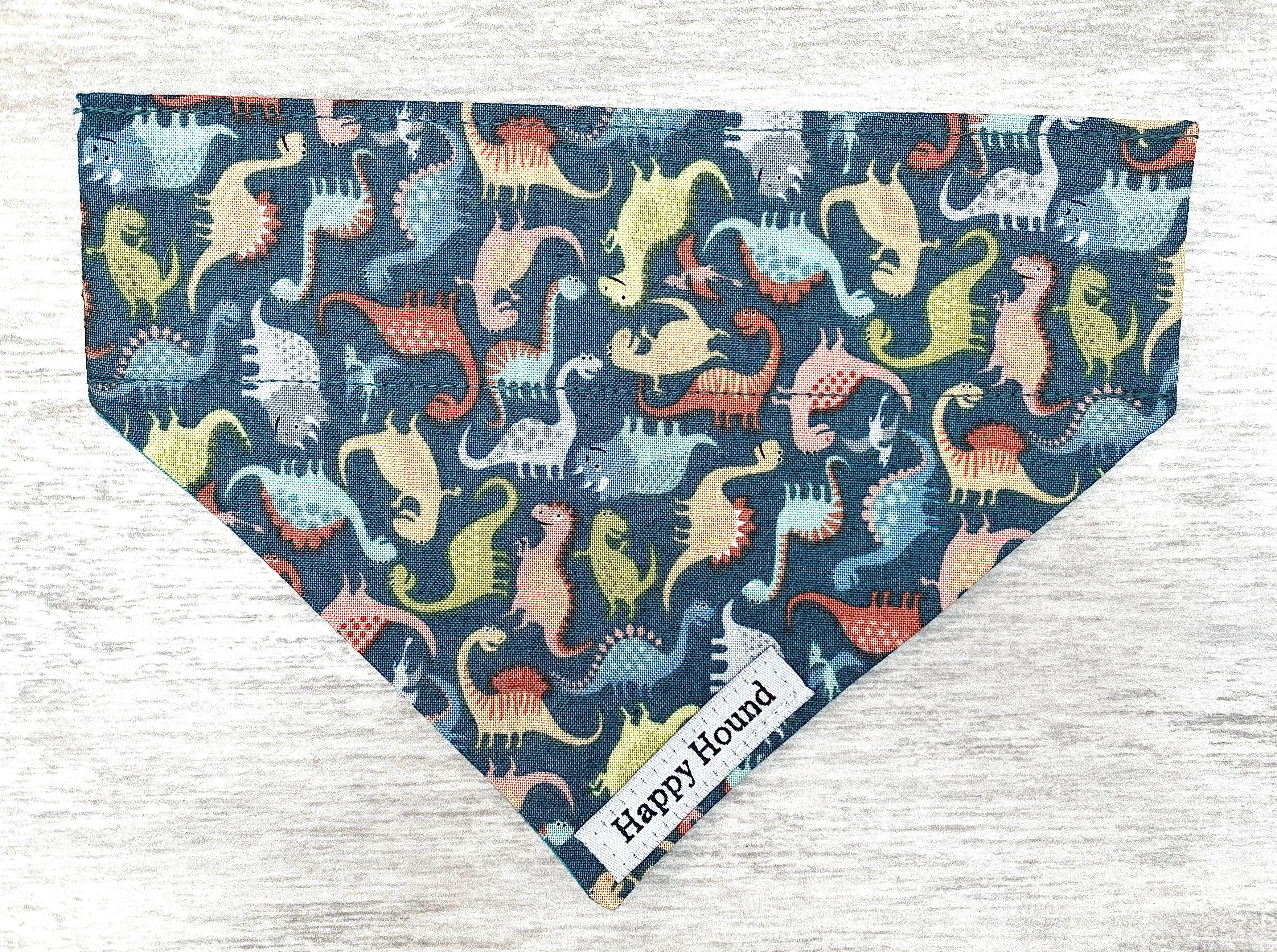 Dog Bandana – Dinosaur