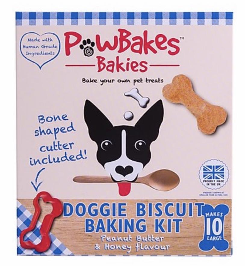 PawBakes Dog Biscuit Baking Kit