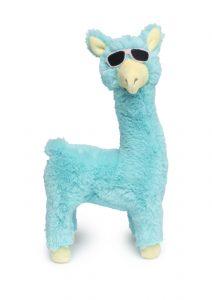 Kendrick Llama Dog Toy