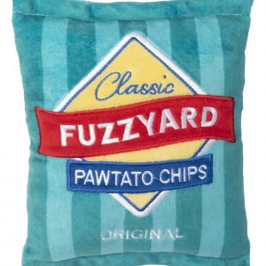 Pawtato Chips Dog Toy