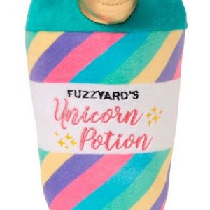 Unicorn Potion Dog Toy