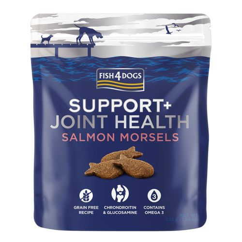 Fish 4 Dogs Joint Health Salmon Morsels