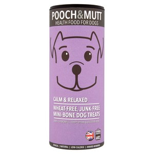 Pooch and Mutt Calm and Relaxed Mini Bone Treats