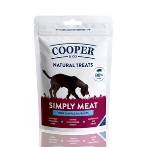 Cooper & Co Pork and Apple Sausages