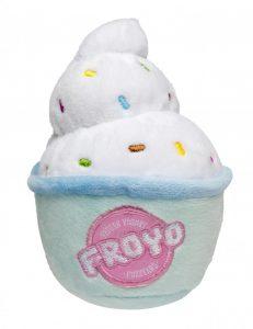 Froyo Frozen Yogurt Dog Toy