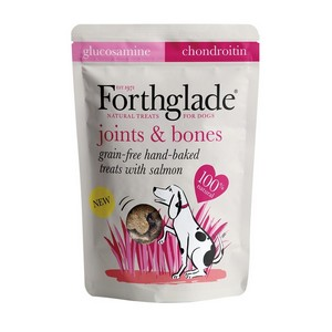 Forthglade Joints & Bones Treats Salmon with Glucosamine