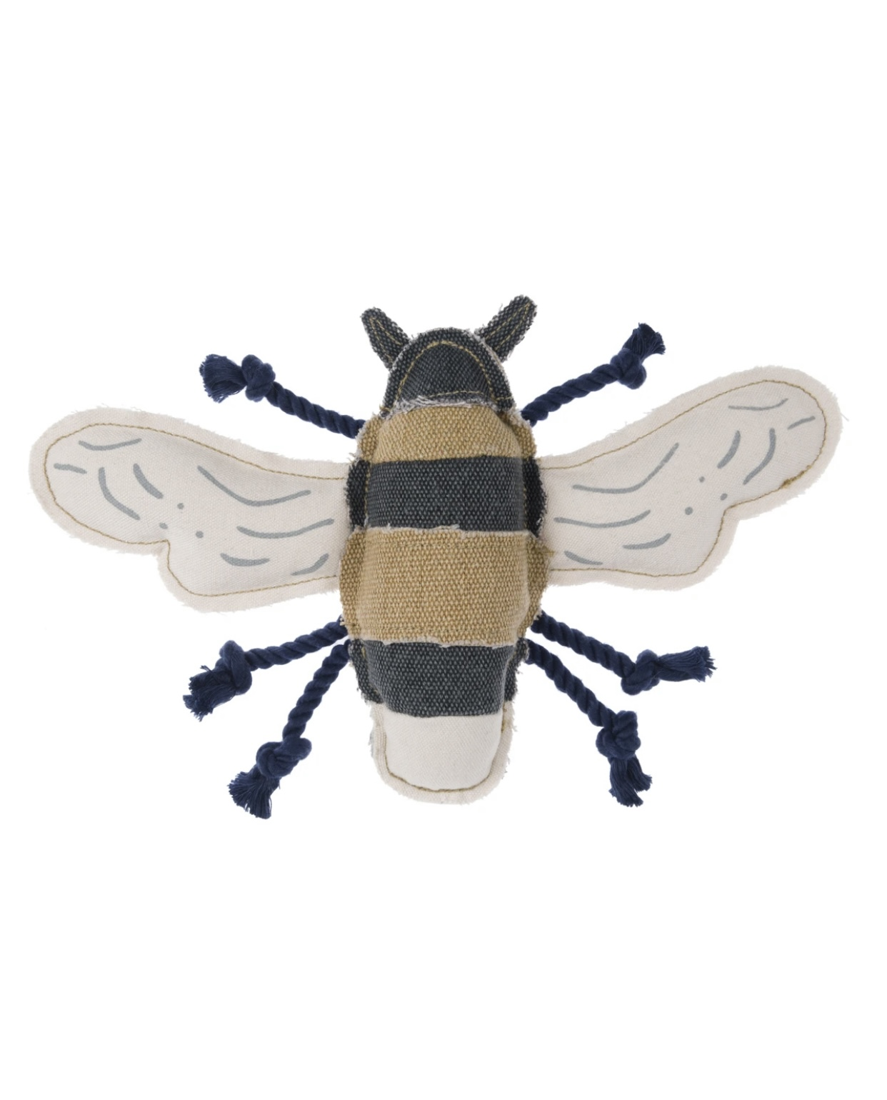 Bees Dog Toy by Sophie Allport