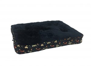 Woodland Navy Box Duvet