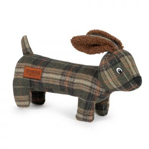 Ancol Long Tweed Hare Toy