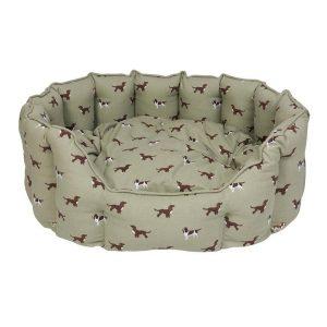 Sophie Allport Spaniel Bed