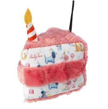 Birthday Slice of Cake Toy